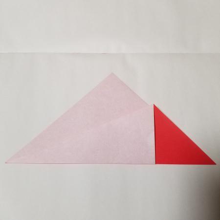 節分の鬼の折り紙1