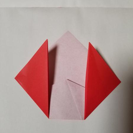 節分の鬼の折り紙3