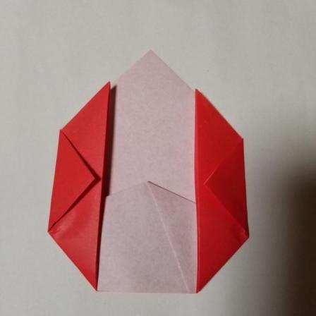 節分の鬼の折り紙4