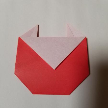 節分の鬼の折り紙5