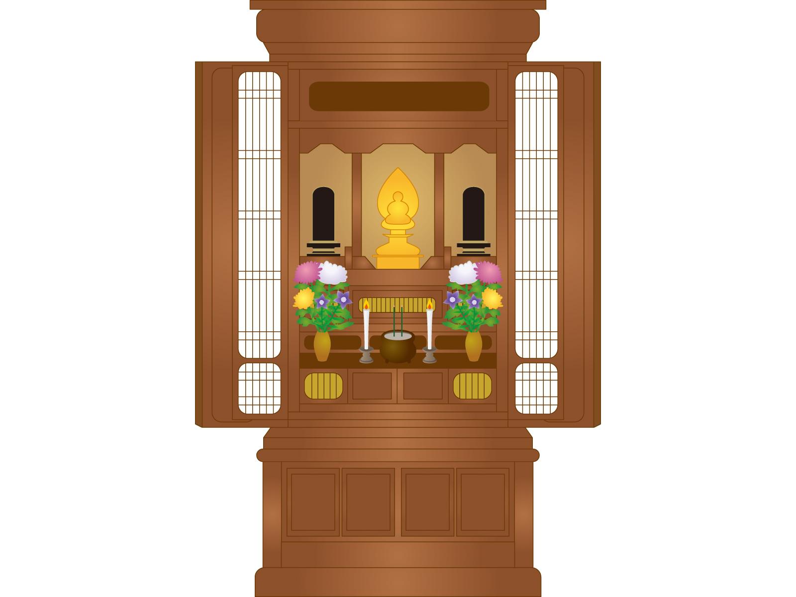 お仏壇のイメージ画像2