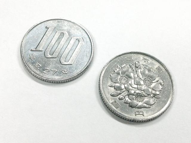 100円のイメージ画像