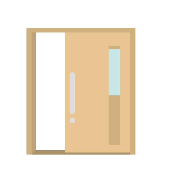 引き戸のイメージ画像