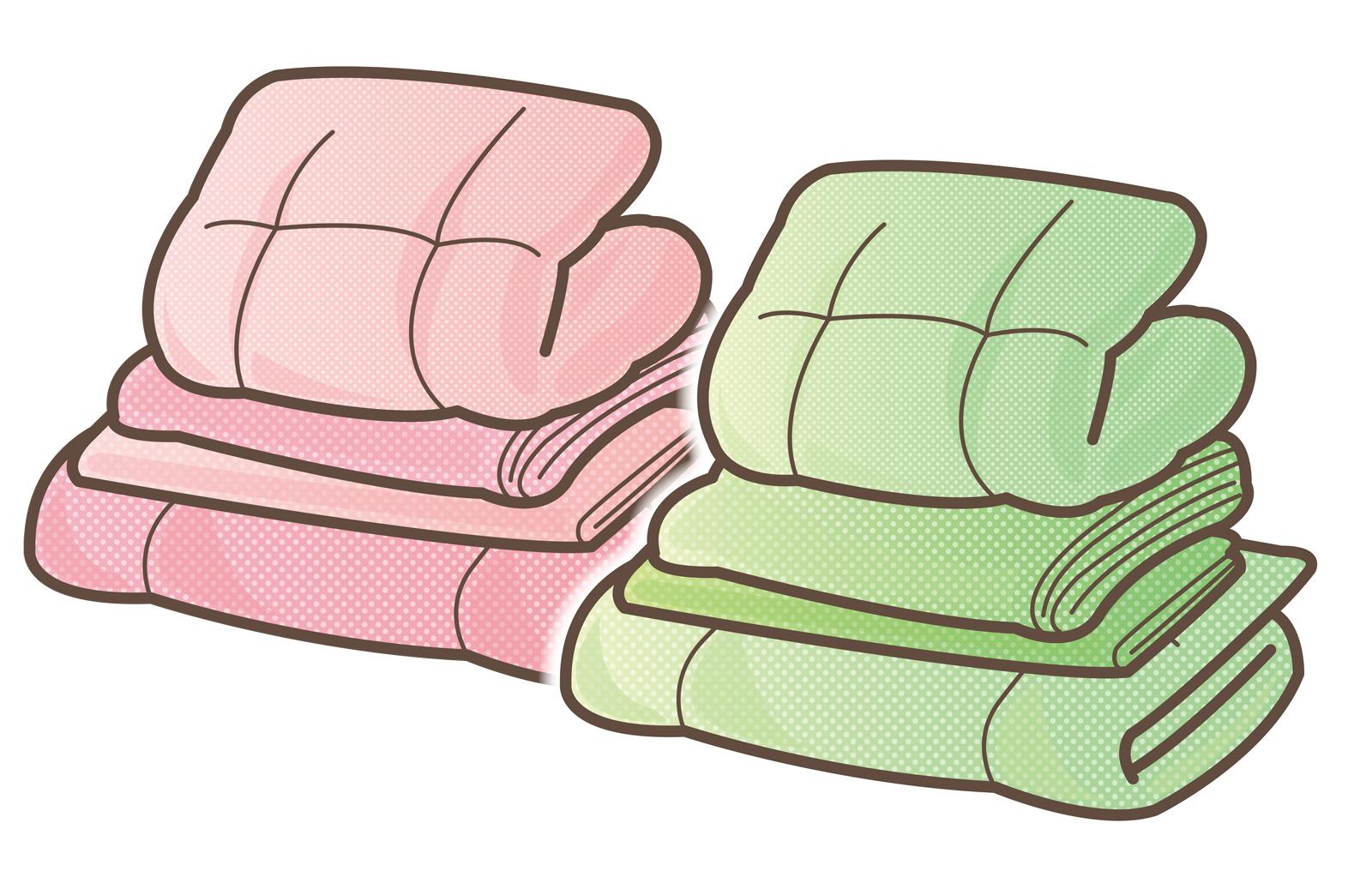 羽毛布団のイメージ画像