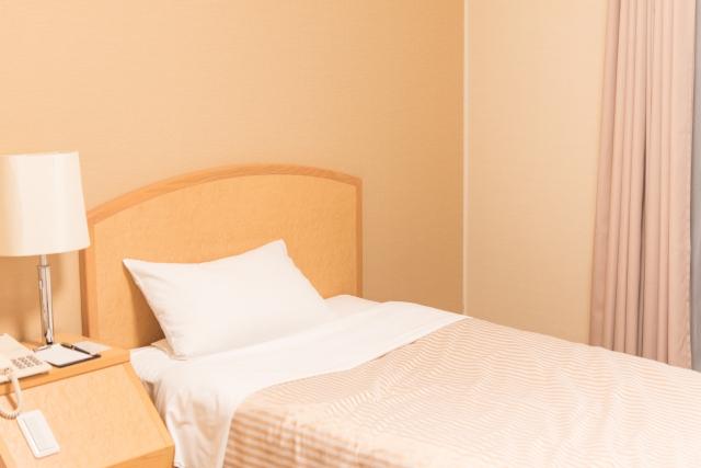 一人暮らしのベッドのイメージ画像2