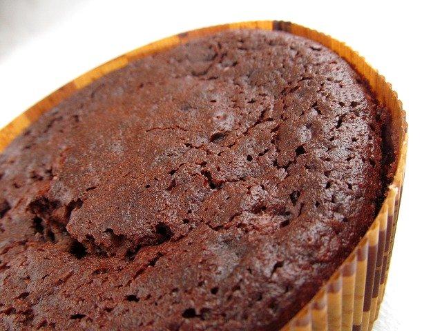 ココアケーキのイメージ画像