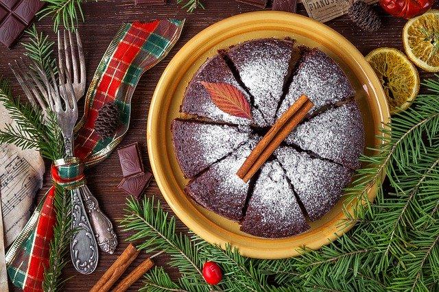 ココアケーキのイメージ画像2