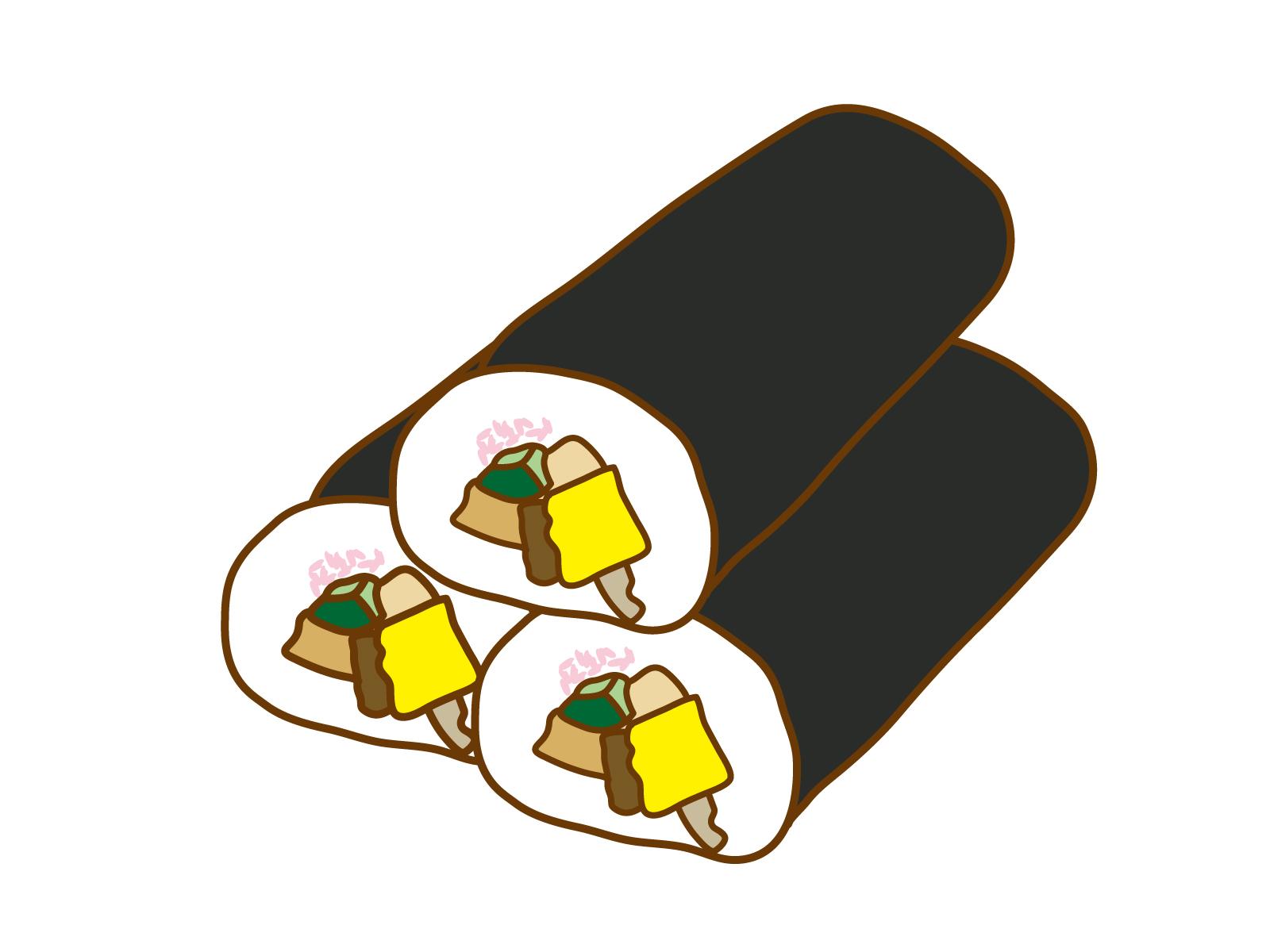恵方巻のイメージ画像2