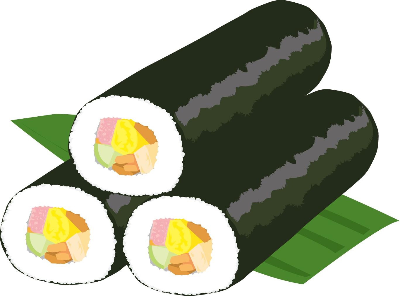 恵方巻のイメージ画像
