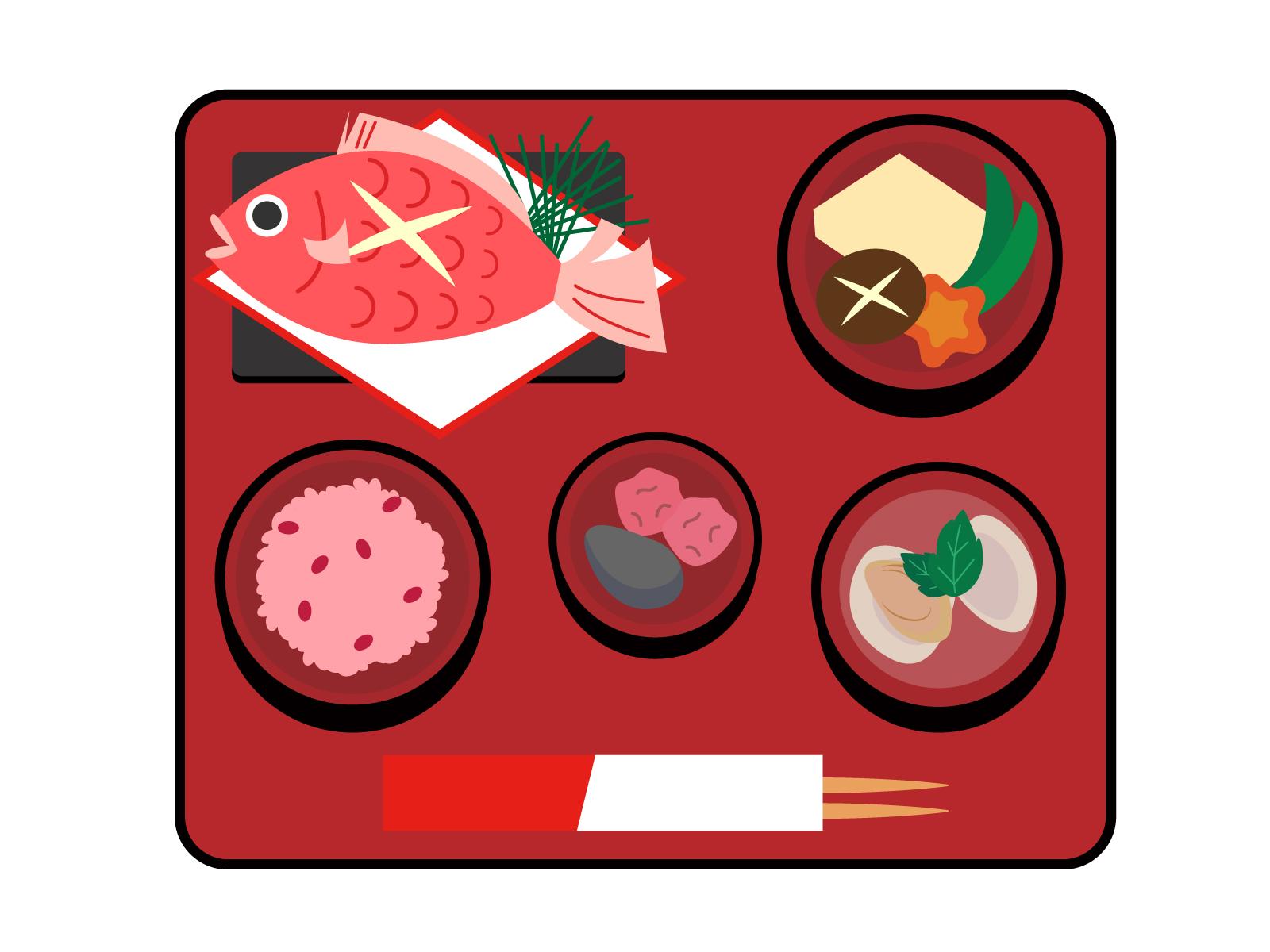 お食い初めのイメージ画像2