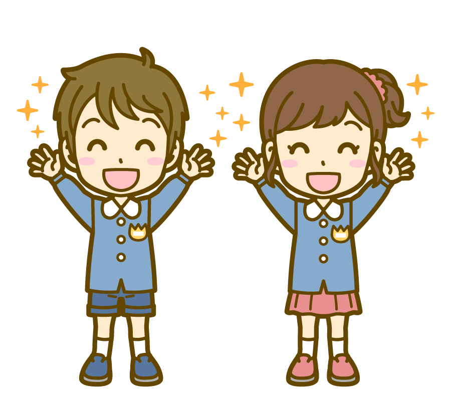 幼稚園児や保育園児のイメージ画像2