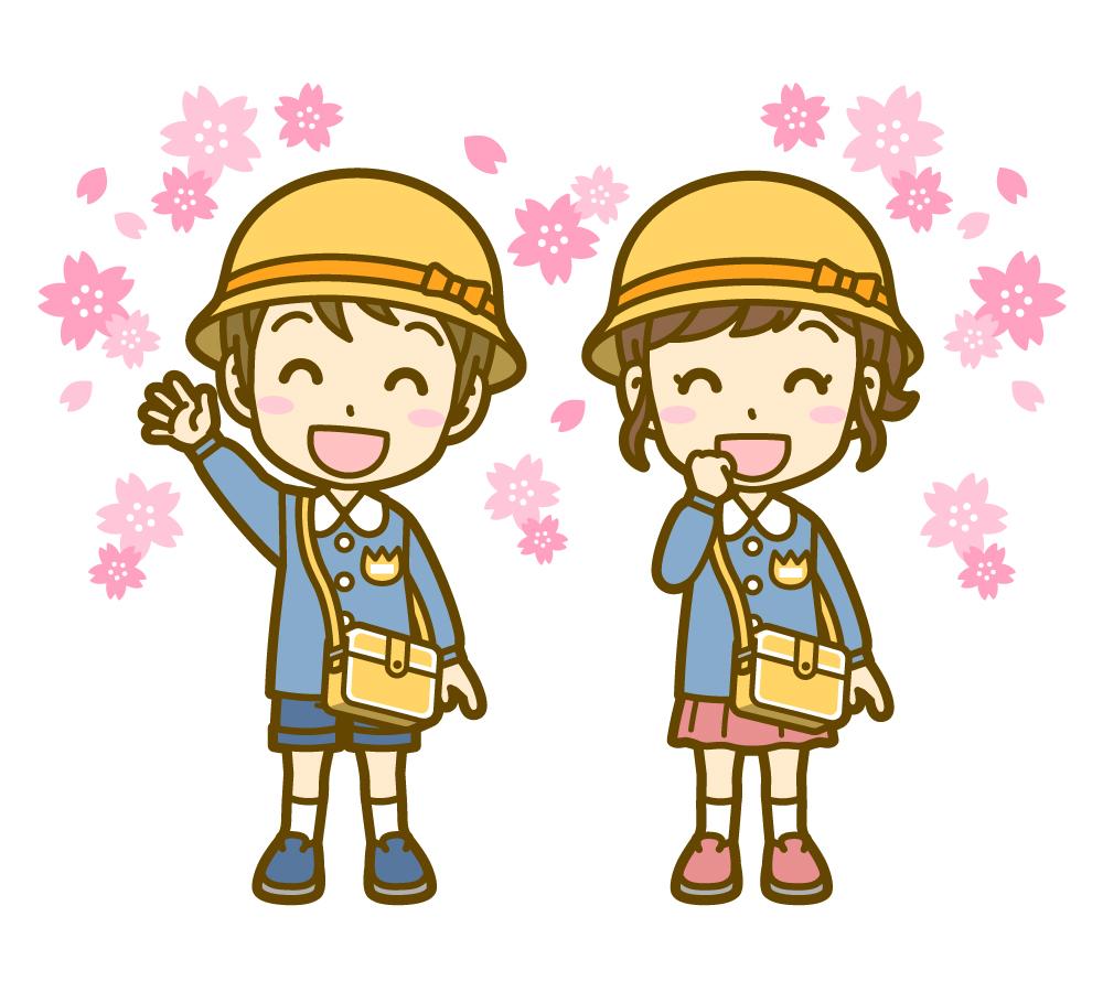 幼稚園児や保育園児のイメージ画像