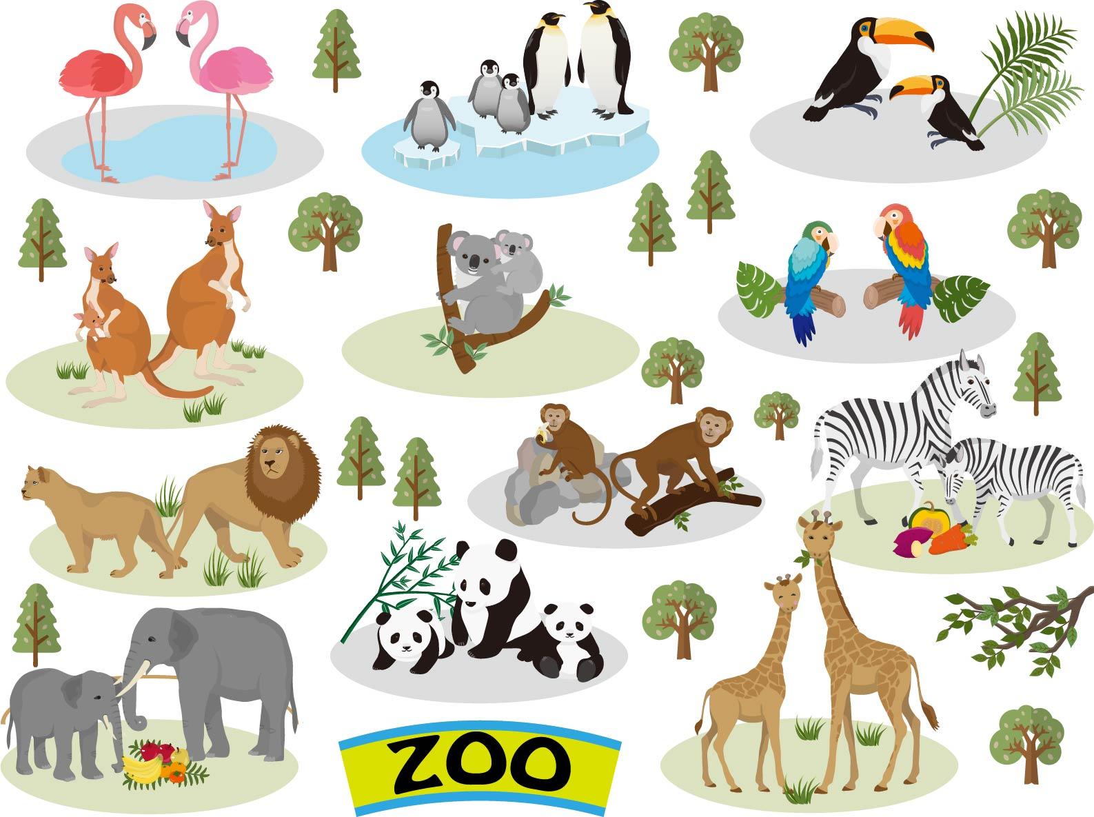 動物園のイメージ画像2