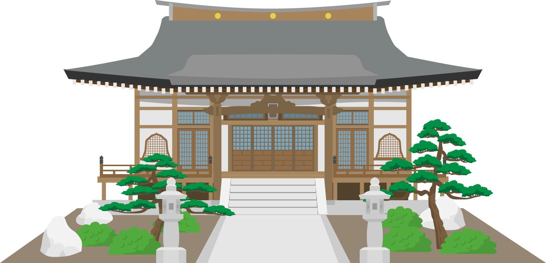 お寺のイメージ画像