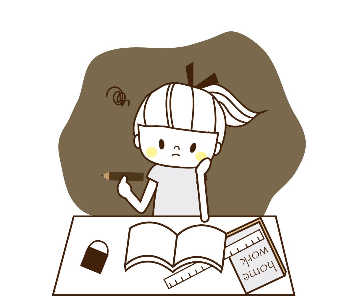 勉強嫌いのイメージ画像