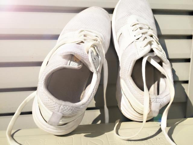 靴を乾かすイメージ画像