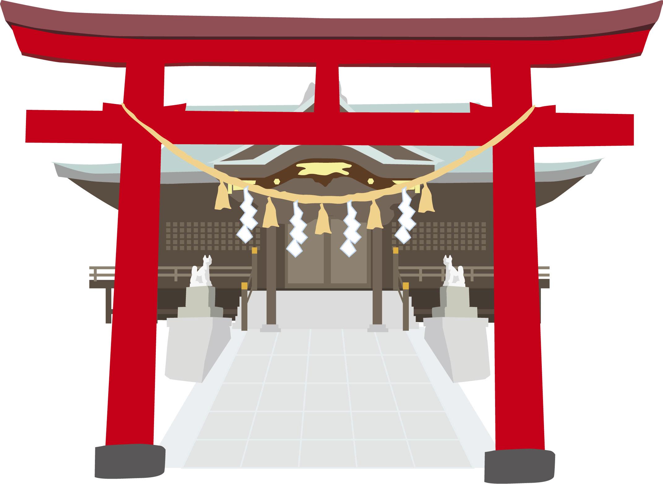 神社のイメージ画像2