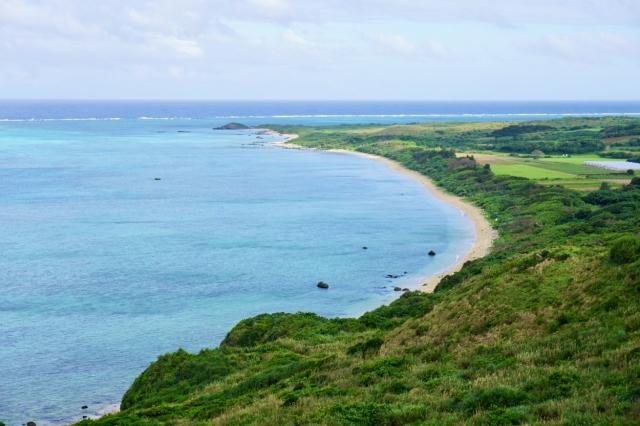 沖縄の離島のイメージ画像