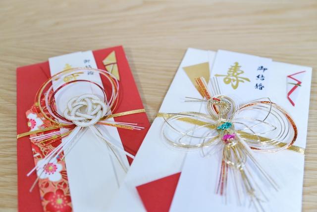 結婚式のご祝儀袋のイメージ画像2