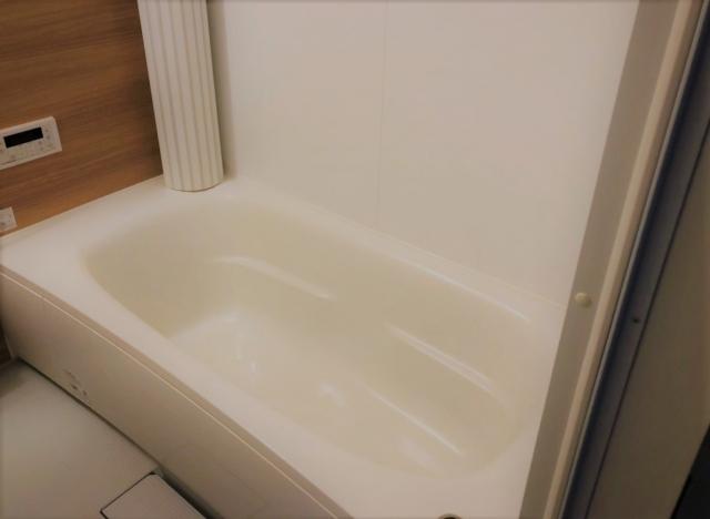 お風呂場のイメージ画像