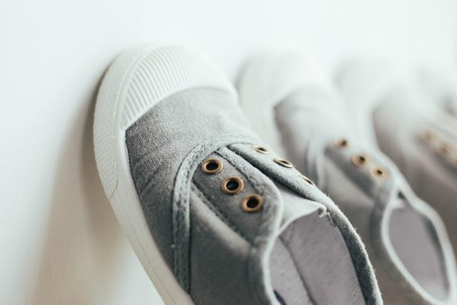 靴を洗うイメージ画像