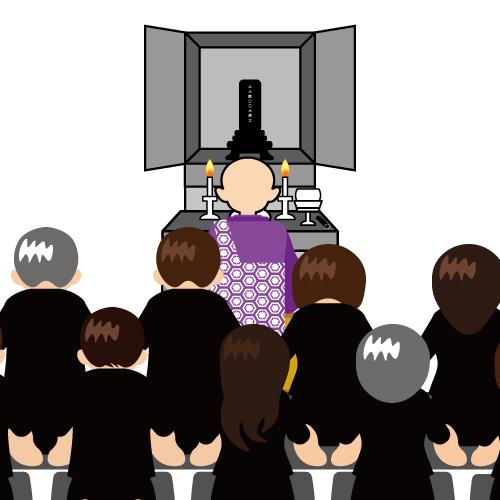 法事のイメージ画像