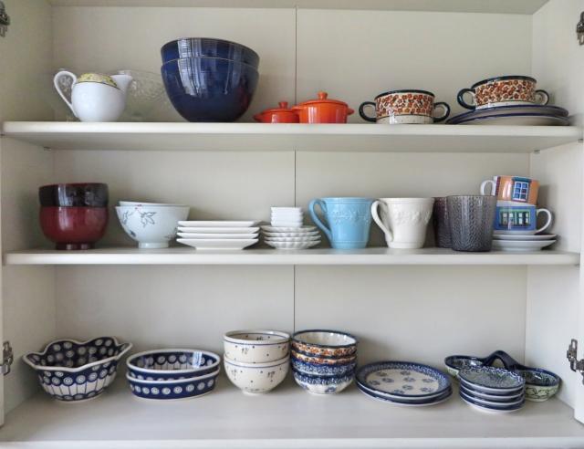 食器の収納のイメージ画像2