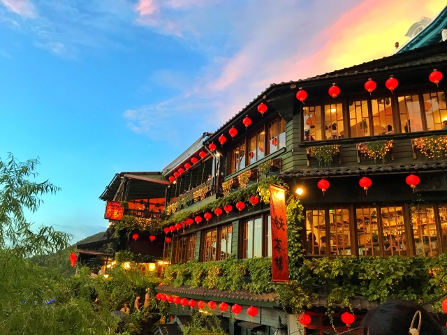台湾旅行のイメージ画像
