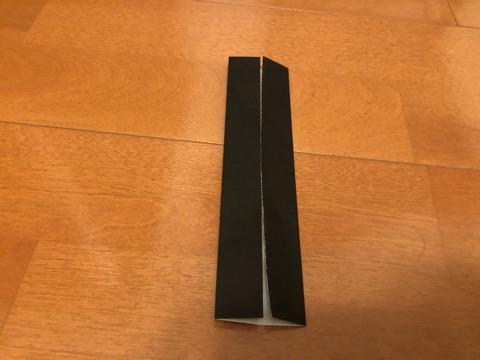 ぼんぼりの折り方の手順11