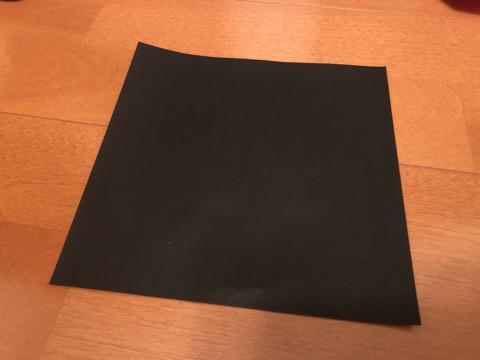 ぼんぼりの折り方の手順8