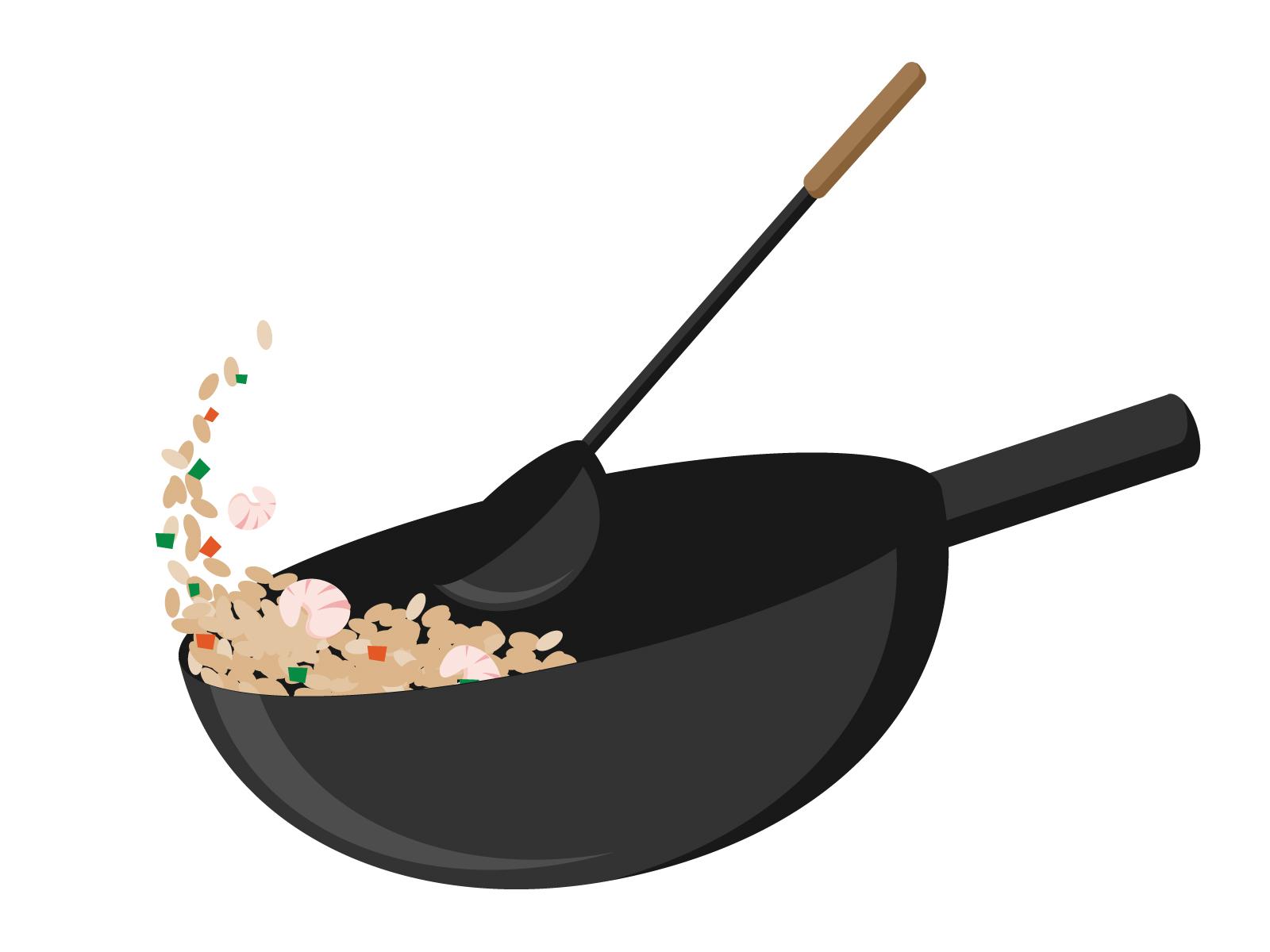 中華鍋のイメージ画像