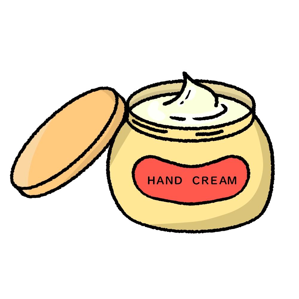ハンドクリームのイメージ画像