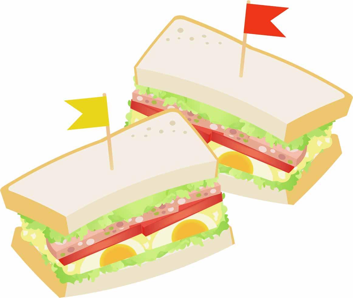 サンドイッチのイメージ画像