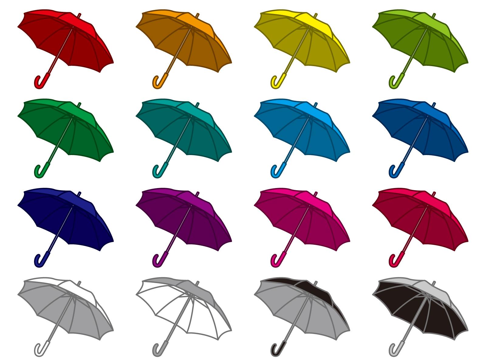 傘のイメージ画像2