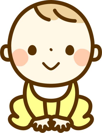 赤ちゃんのイメージ画像