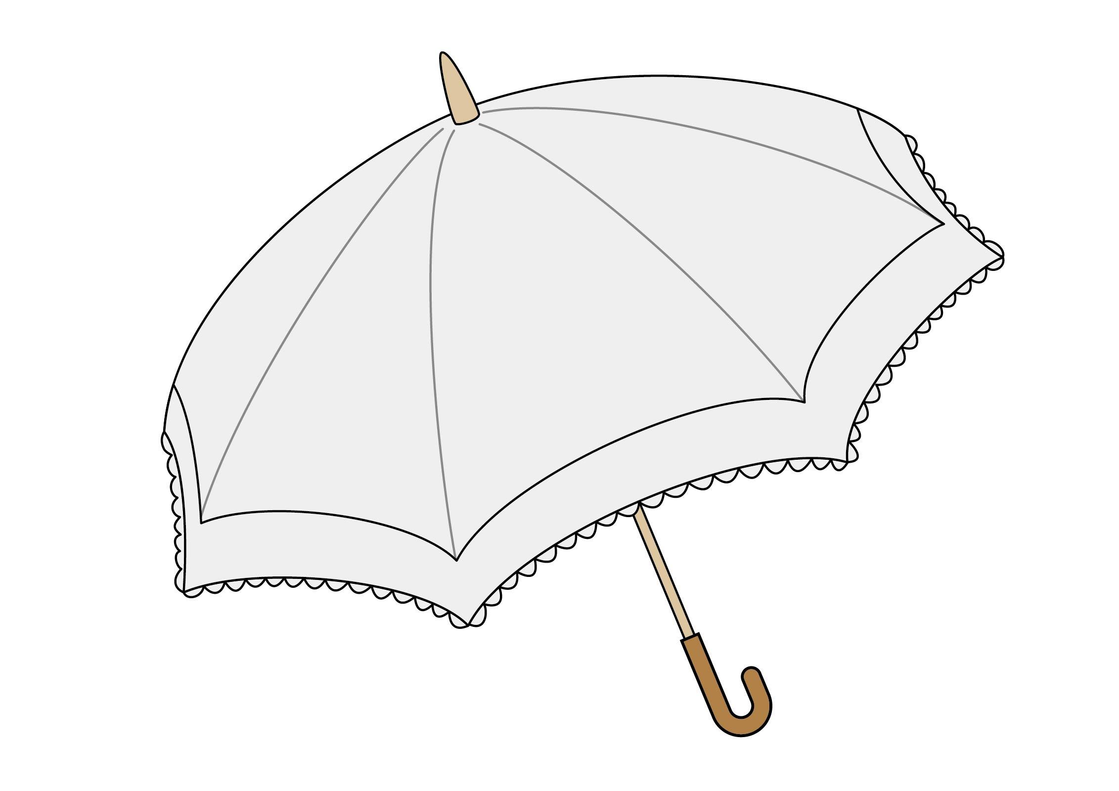 日傘のイメージ画像
