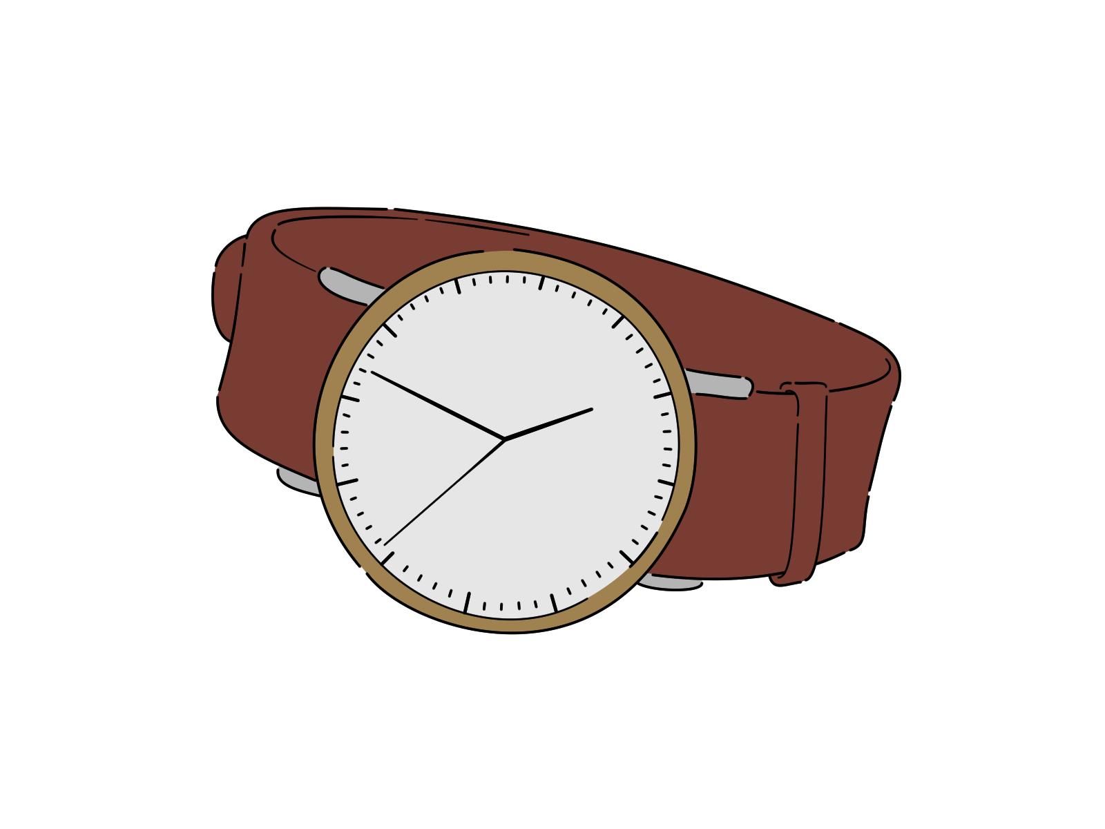 腕時計のイメージ画像2