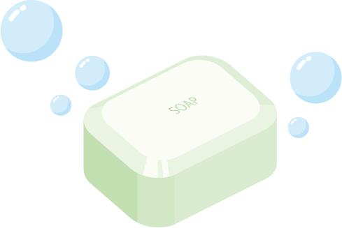 石鹸のイメージ画像2