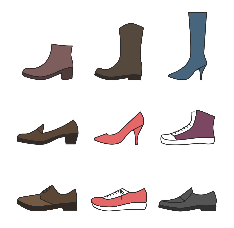 靴のイメージ画像