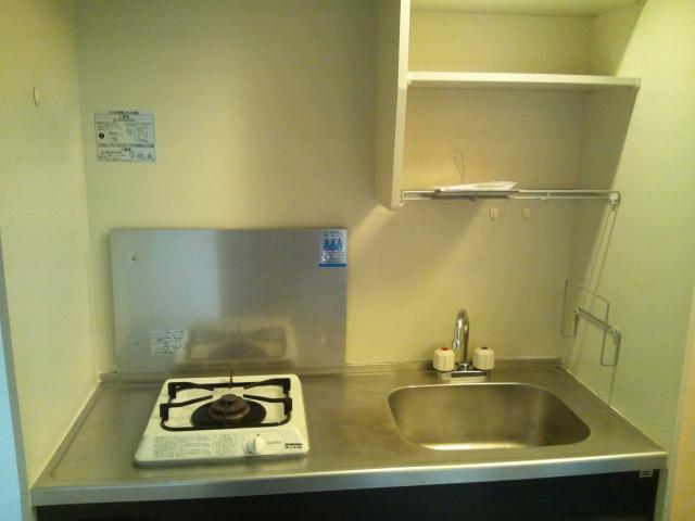 一人暮らしのキッチンのイメージ画像
