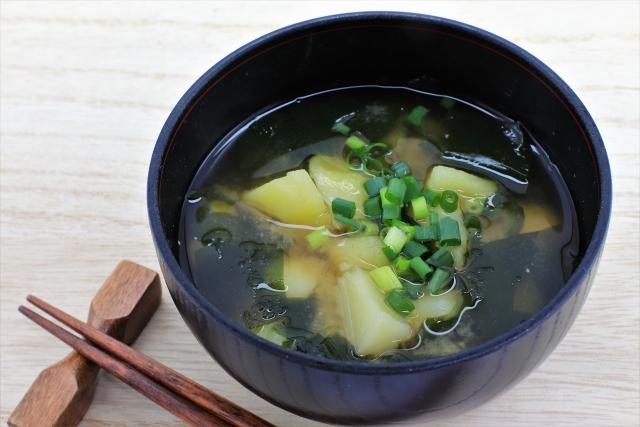 お味噌汁のイメージ画像