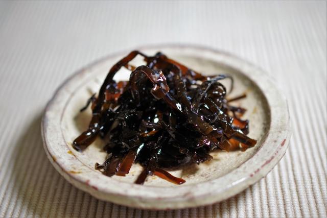 昆布の佃煮のイメージ画像