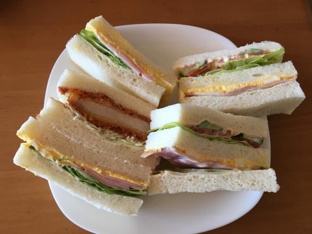 サンドイッチのイメージ画像2