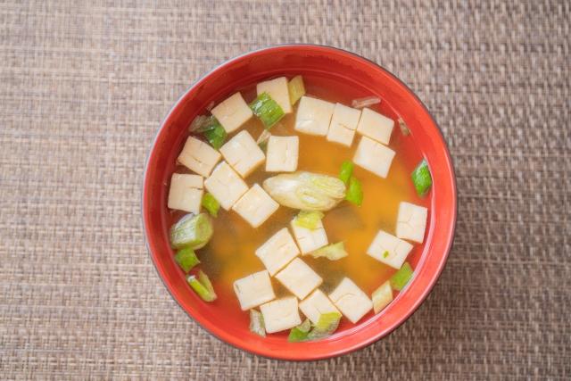 お味噌汁のイメージ画像2