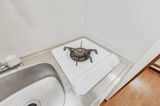 一人暮らしのキッチンのイメージ画像2