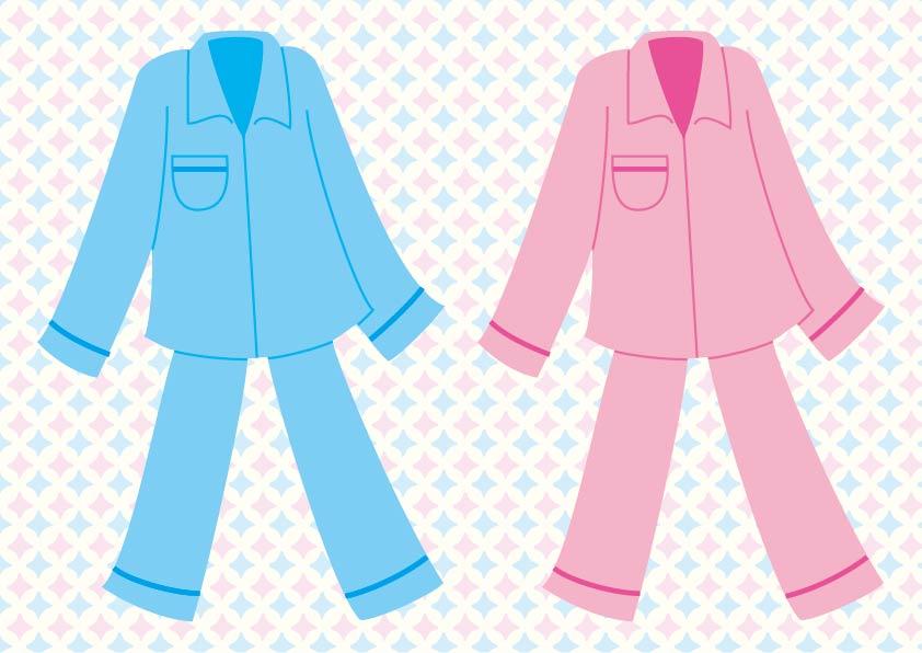 パジャマのイメージ画像