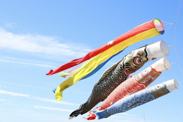 鯉のぼりのイメージ画像