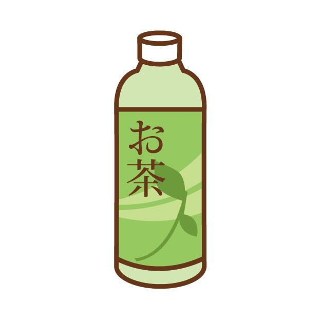 ペットボトルのお茶のイメージ画像