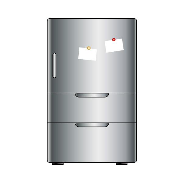 冷凍庫のイメージ画像
