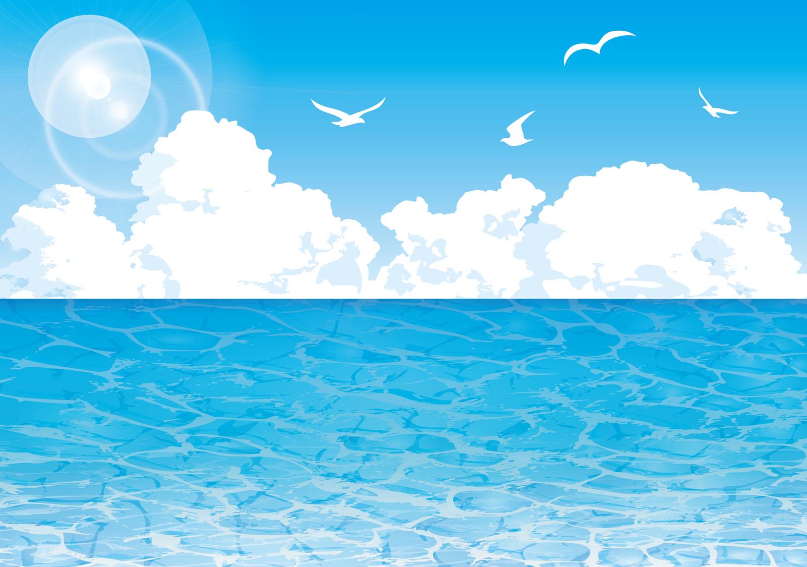 海のイメージ画像2
